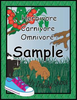 Herbivore, Carnivore or Omnivore