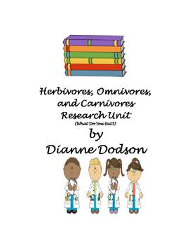 Herbivores, Omnivores, and Carnivores Research Unit