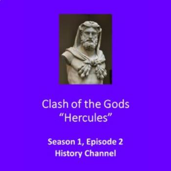"""Hercules"" - Clash of the Gods Season 1, Ep. 2 Viewing Guide"
