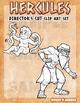 Hercules - Director's cut clip art set