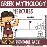 Hercules - Myths