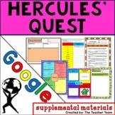 Hercules Quest Journeys 4th Grade Unit 4 Google Drive Resource