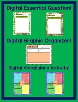 Hercules Quest Journeys 4th Grade Unit 4 Lesson 18 Google Drive Resource