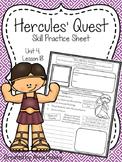 Hercules' Quest (Skill Practice Sheet)