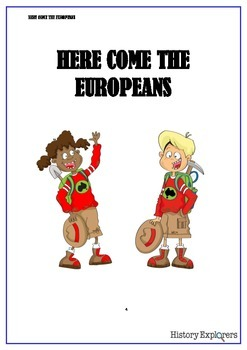 Here Come the Europeans (Story Pack)