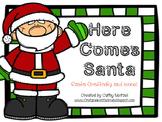 Here Comes Santa Craftivity