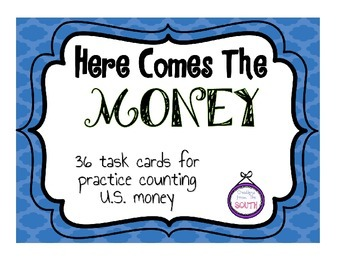 Here Comes The Money - Counting U.S. Money