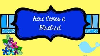 Here Comes a Bluebird