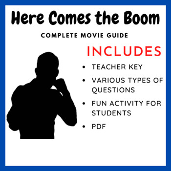 Here Comes the Boom - Complete Movie Guide
