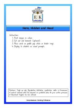 Here, Hidden and Head