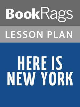 Here Is New York Lesson Plans
