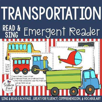 Transportation Emergent Reader