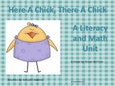Here a Chick, There a Chick  Literacy and Math Unit