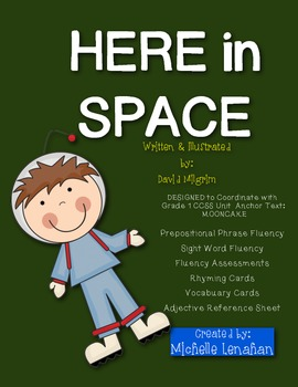 HERE in SPACE Fluency Pack by Ms. Lendahand:)