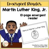 Here is Martin Luther King Emergent Reader