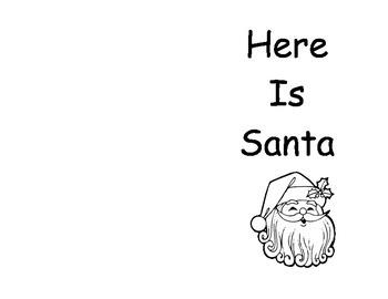 Here is Santa Book