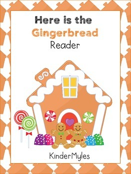 Here is the Gingerbread Stamp Reader {Freebie}