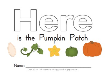Here is the Pumpkin Patch