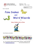 Here's Hank 4 - Fake  Snakes and Weird Wizards by Henry Winkler & Lin Oliver
