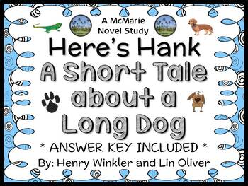 Here's Hank: A Short Tale about a Long Dog (Winkler) Novel