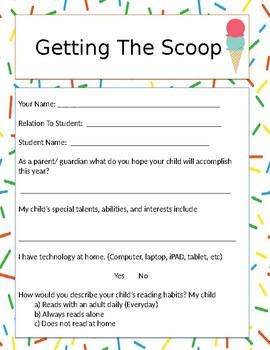 Here's The Scoop - Family Surveys