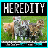 Heredity Unit - Distance Learning Compatible