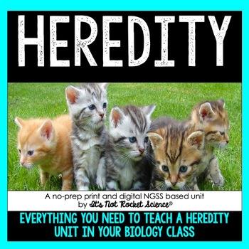 Heredity Unit Bundle