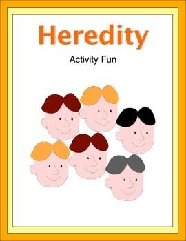 Heredity Activity Fun
