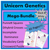 Heredity & Genetics Bundle / Mendelian Genetics Activities Bundle