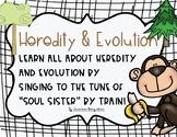 Heredity, Evolution and Genetics Song Lyrics