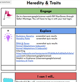 Heredity Hyperdoc