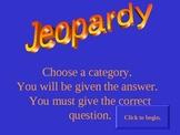 Heredity Jeopardy Game
