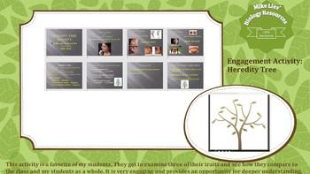 Heredity Tree Activity