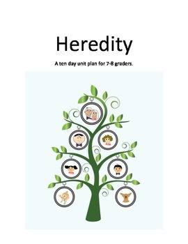 Heredity Unit Plan