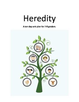 Heredity Unit Plan
