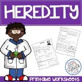 Heredity Worksheets