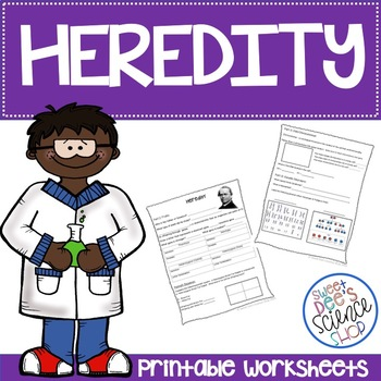 Heredity Worksheets