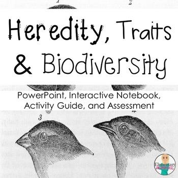 Heredity: Biodiversity, Genetics, Traits, and Adaptations Unit
