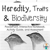 Genetics & Heredity + Biodiversity, Traits, & Adaptations Bundle