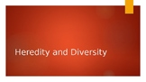 Heredity and Diversity Review Powerpoint