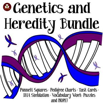 Heredity and Genetics: Unit Resources Bundle
