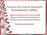 Heredity and Genetics Document Based Questions (DBQs)
