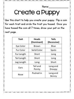 Heredity and Traits