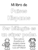 Herencia Hispana Librito / Hispanic Heritage Book