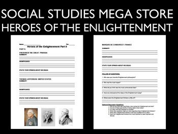 Heroes of the Enlightenment video guide BBC