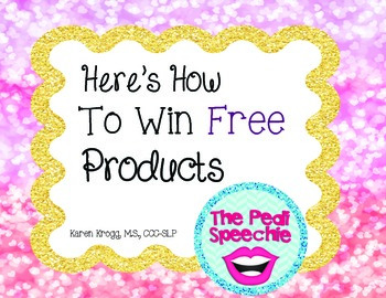 Here's How To Win Free Products