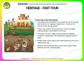 Heritage Fast Four