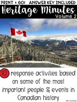 Heritage Minutes: Volume 2