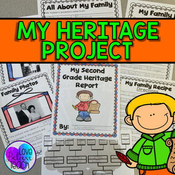 Heritage Research Report Project