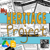 Heritage and Family Tree Project